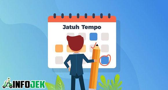 Tanggal Jatuh Tempo Gojek Paylater