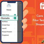 Cara Mengaktifkan Fitur Terima Otomatis Shopee Food Driver