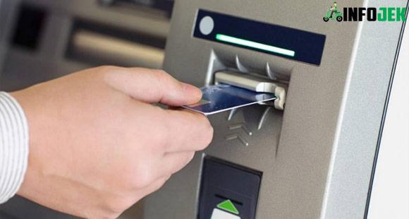 Cara Top Up Shopee Food Driver Lewat ATM