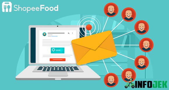 Email Shopee Food