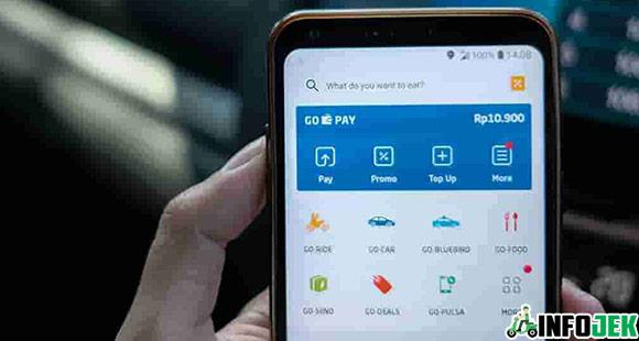 Minimal Isi Saldo GoPay di BSI Mobile