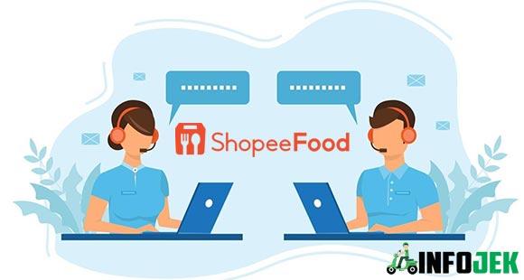 Telepon Shopee Food