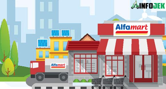 Top Up Shopee Food Driver Melalui Alfamart