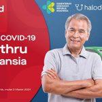Vaksinasi Drive Thru Gojek dari Penerima Lokasi Waktu dan Cara Daftar
