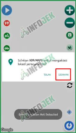 4 Beri Akses Fake GPS