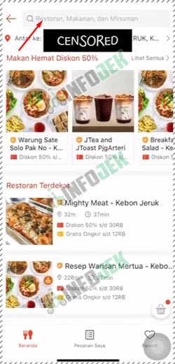 4 Cari Menu Makanan