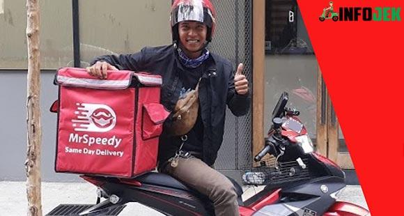 Ambil Pesanan Pelanggan