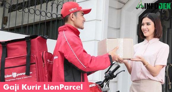 Besaran Gaji Kurir Lion Parcel Terbaru dan Terlengkap