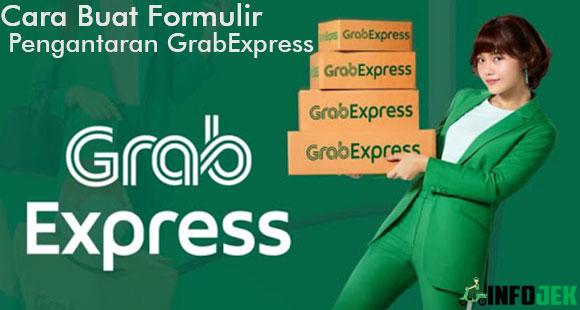 Cara Buat Formulir Pengantaran GrabExpress dari Fungsi Keuntungan
