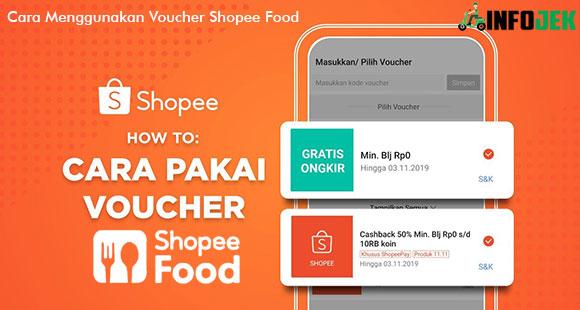Cara Menggunakan Voucher Shopee Food Syarat dan Keuntungan
