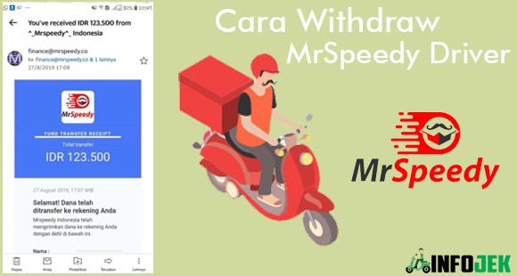 Cara Withdraw MrSeedy Driver Kurir Syarat Ketentuan Biaya