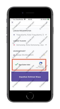 Checklist Captcha