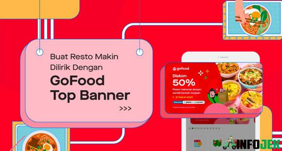 GoFood Top Banner dari Pengertian Fungsi Keunggulan