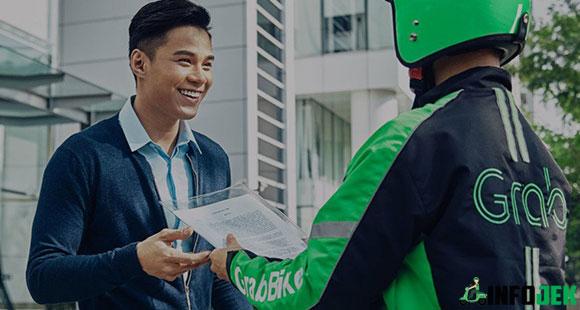 Keuntungan Pakai Formulir Pengantaran GrabExpress