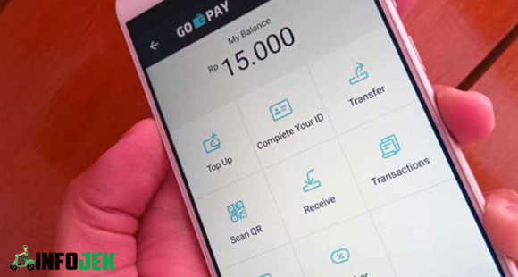 Minimal Top Up GoPay di Bank Jago