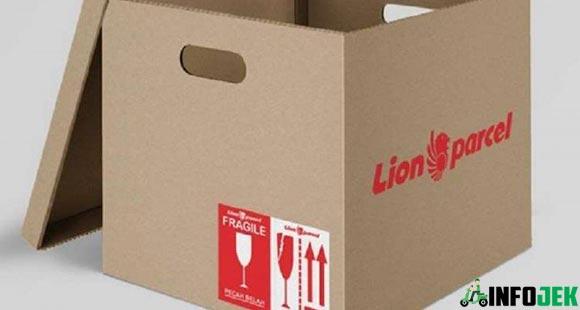 Tarif Pengiriman Lion Parcel Terbaru
