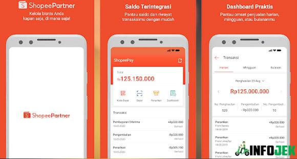 Update Aplikasi Partner Shopee