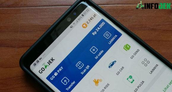 Cara Melihat Nomor GoPay di Aplikasi Gojek