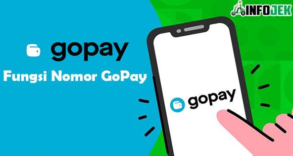 Fungsi Nomor GoPay