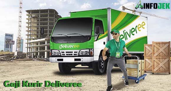 Perkiraana Gaji Kurir Deliveree Motor Mobil