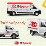Tarif MrSpeedy Terbaru dan Terlengkap Semua Armada dan Wilayah