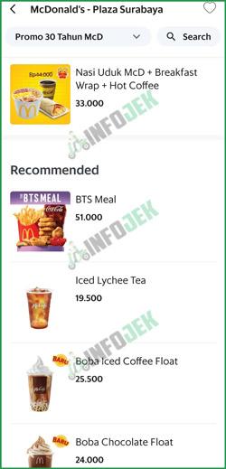 5 Pilih Menu BTS Meal
