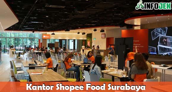 Alamat Kantor Shopee Food Surabaya dan Jam Operasional