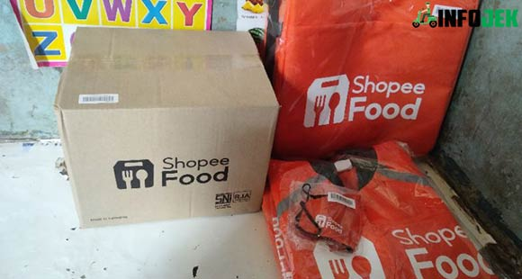 Ambil Segera Atribut Shopee Food