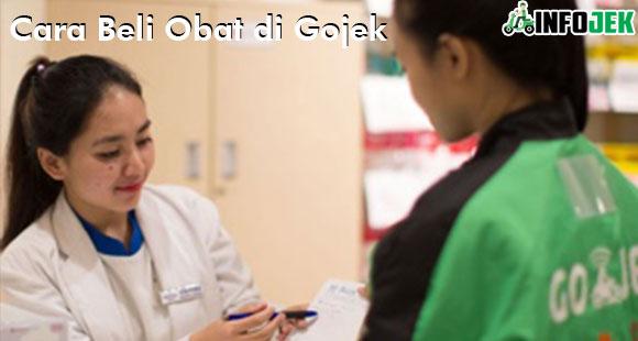 Syarat dan Cara Beli Obat di Gojek
