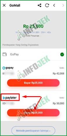 9 Gunakan Paylater