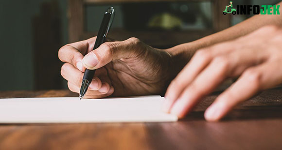 Cara Membuat Surat Izin Orang Tua untuk Shopee Food