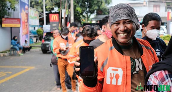 Cara Mengatasi Putus Mitra Shopee Food Driver