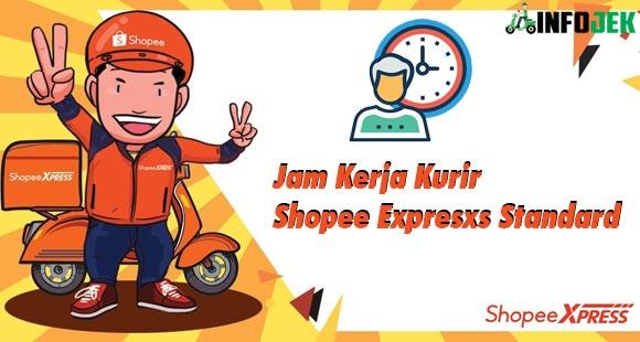 Jam Kerja Kurir Shopee Express Standard untuk Pengiriman dan Pick Up
