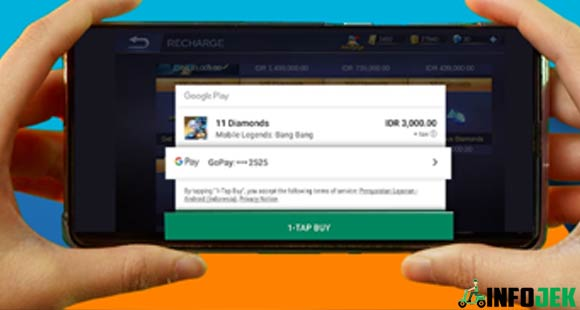 Keuntungan Menambah GoPay di Google Play