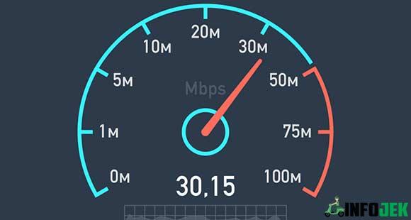 Koneksi Internet Stabil