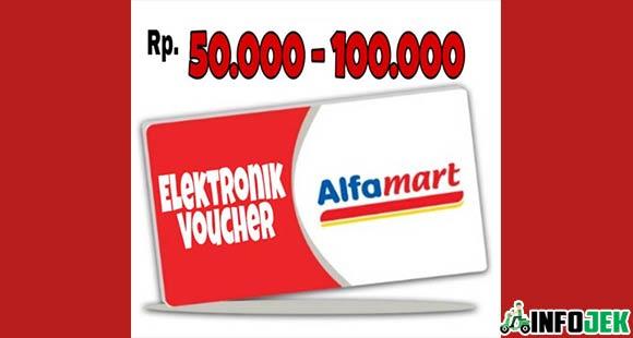 Nominal Voucher Alfamart