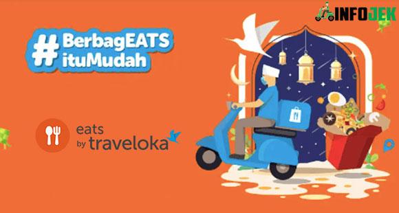 Syarat Daftar Mitra Driver Traveloka Eats
