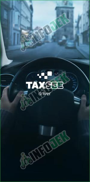 1 Buka Aplikasi Maxim Driver