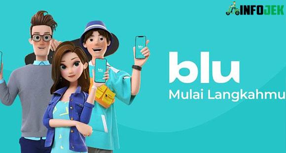 Biaya Top Up OVO Via Blu BCA