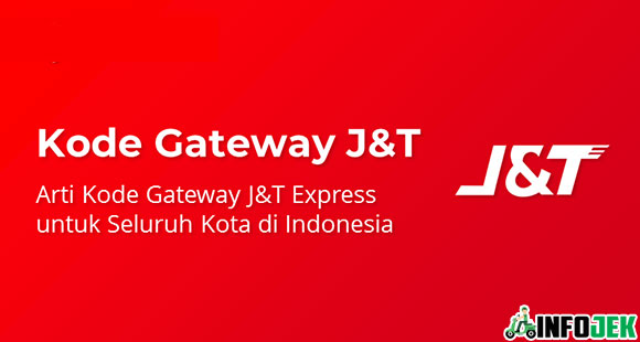 Daftar Kode Gateway JT Express