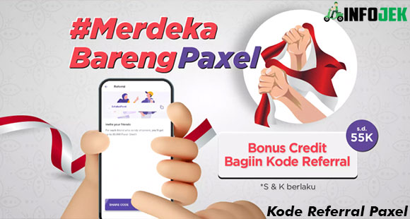 Kode Referral Paxel dari Cara Dapat Bonus dan Cara Membagikan