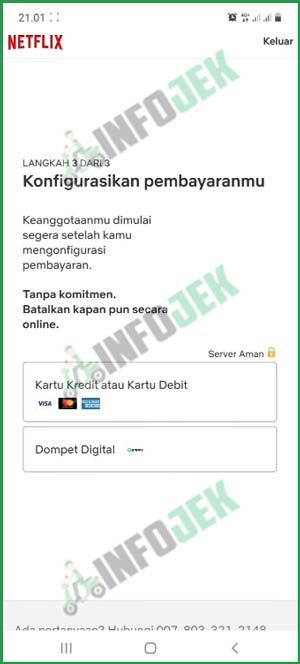 4 Pilih Dompet Digital
