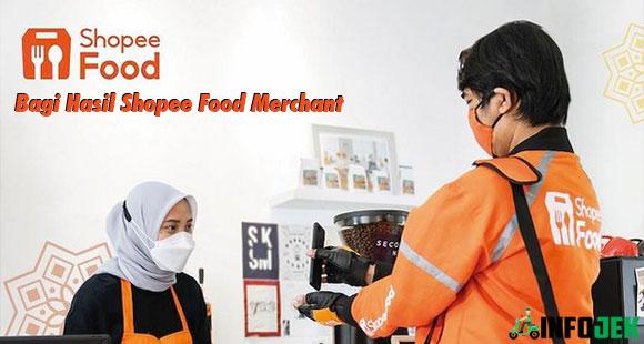 Bagi Hasil Shopee Food Merchant Potongan Komisi Penghasilan